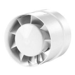 Buisventilator 150 mm Basic – wit