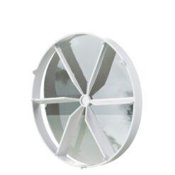 Terugslagklep voor ventilator 100 mm
