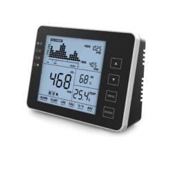 CO2 meter Advanced Plus ZMX1200P zwart