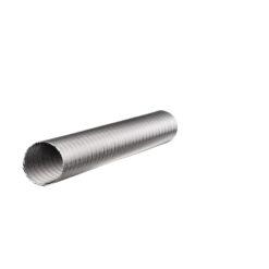 Afvoerslang flexibel aluminium Ø 100 mm 2,5 meter