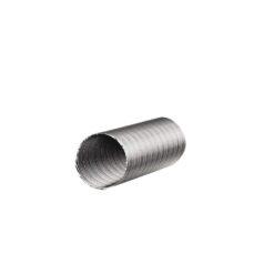 Afvoerslang flexibel aluminium Ø 125 mm 1 meter
