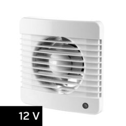 Badkamerventilator 12V – 100 mm Basic