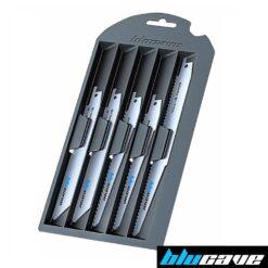 Blucave reciprozaagbladen set 5-delig