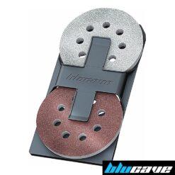Blucave accessoires voor excentrische schuurmachine 12-delig