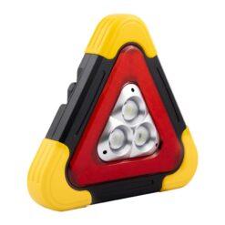 Noodlamp driehoekig