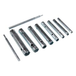 Pijpsleutelset 10-delig 6-22 mm