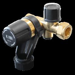 Inlaatcombinatie-set 8 bar met KIWA-keur voor 10-15L boilers