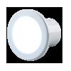 Badkamerventilator 100 mm Lufan met geïntegreerd LED licht – wit